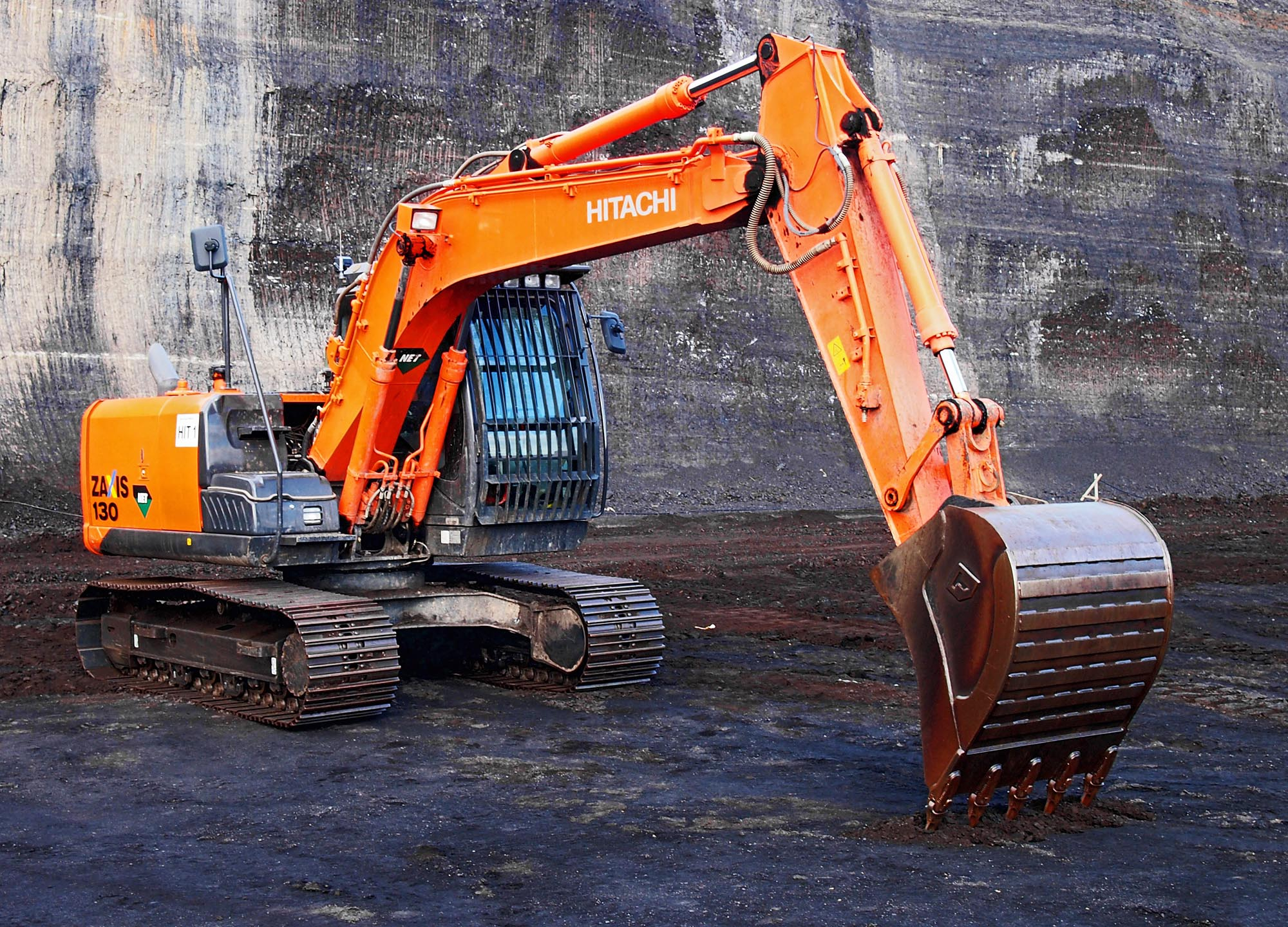 Hitachi ZX130LC-6 / ZX160LC-6 / ZX190LC-6